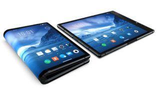 Foldable phone Royole