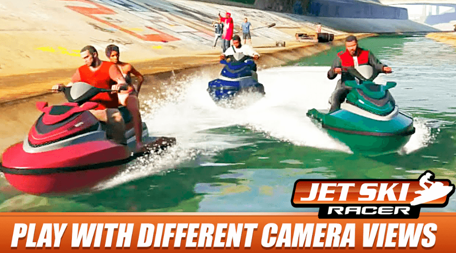 jet ski speed boat game new android